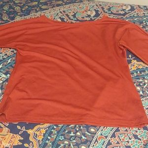 Vintage NY & Co silk blouse